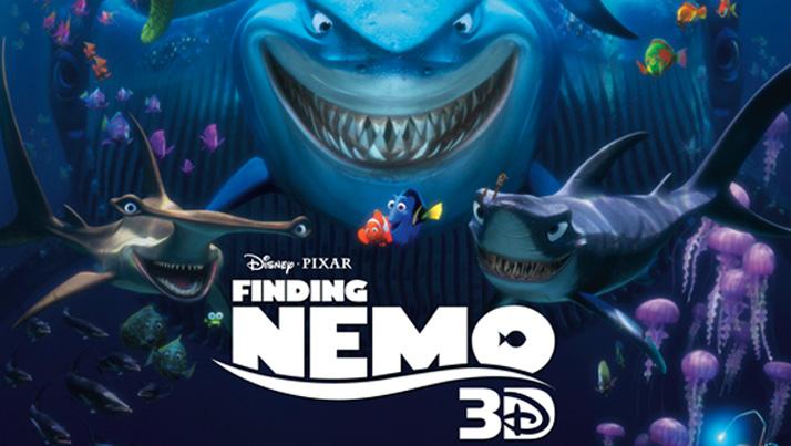 2003 Finding Nemo History