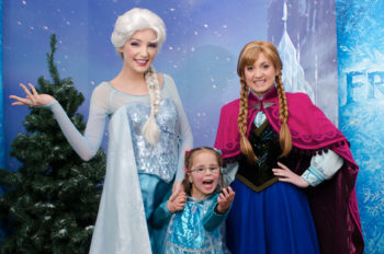 Celebrating Disney Wishes for children with life-threatening illnesses across EMEA