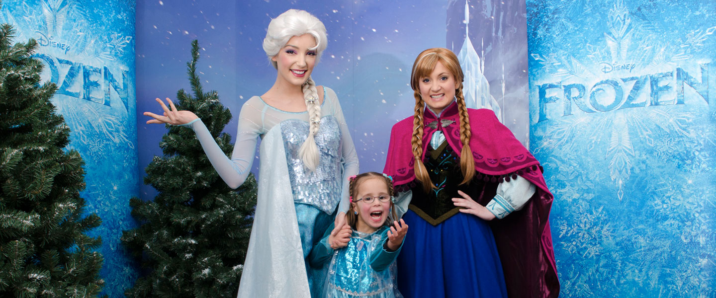 Celebrating Disney Wishes for children with life-threatening illness