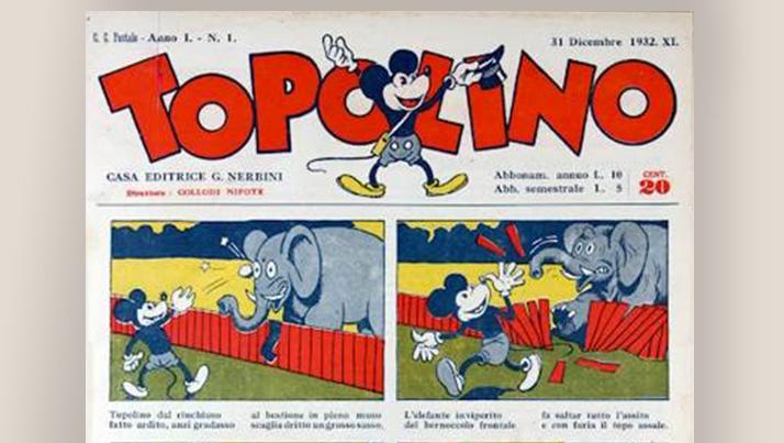 1932 Topolino History