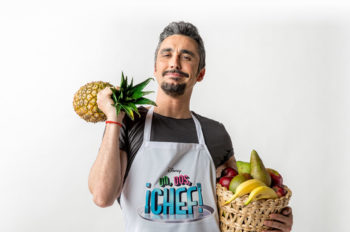 Local Spanish Production 'Un Dos Chef' uses comedy to make healthy eating fun for the whole family