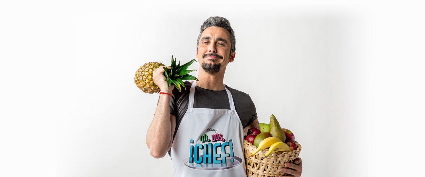 Local Spanish Production Un Dos Chef uses comedy to make healthy eating fun for the whole family